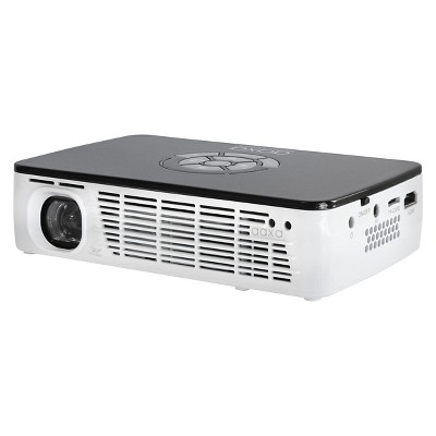 Ecom Led Projector AAXA Technologies Built-in Speakers