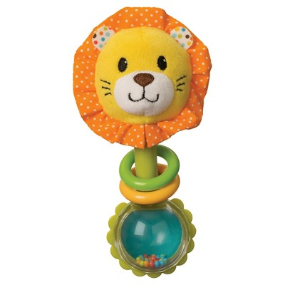 Infantino Go GaGa Rattle - Lion