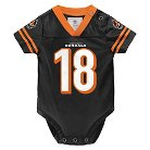 Cincinnati Bengals Toddler/Infant Jersey Body Suit 0-3 M