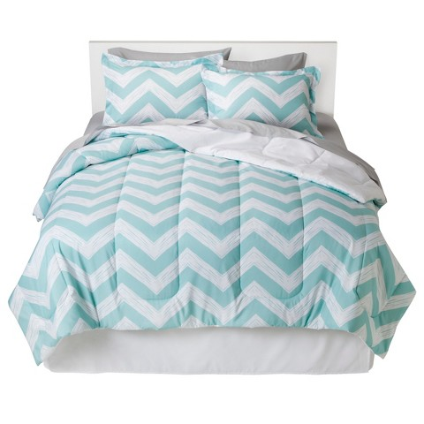 Room Essentials Chevron Bed In A Bag Target