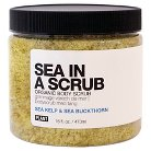 PLANT Sea In A Scrub Organic Body Scrub - 16 oz