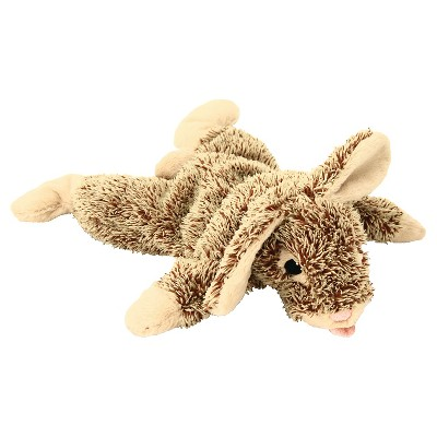 Cuddle And Toss Large Plush Dog Toy Rabbit - Boots & Barkley™