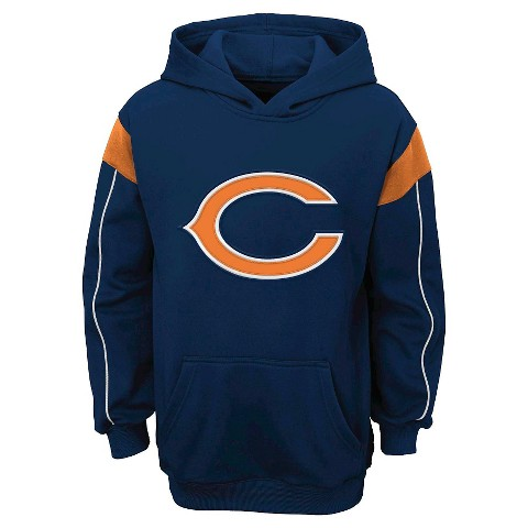 Chicago Bears Boys' Synthetic Hoodie