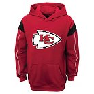 Kansas City Chiefs Boys Synthetic Hoodie XS