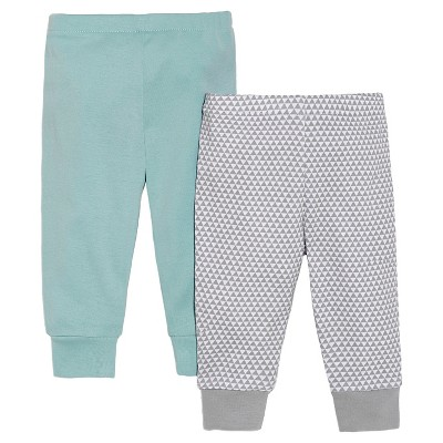 Skip Hop Petite Triangles Newborn Pant Set, Blue