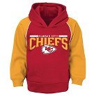 Kansas City Chiefs Toddler/Infant Synthetic Hoodie 2T