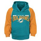 Miami Dolphins Toddler/Infant Synthetic Hoodie 3T