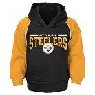 Pittsburgh Steelers Toddler/Infant Synthetic Hoodie 2T