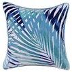 "Electric Beach Decorative Pillow - Teal (16""x16"")"