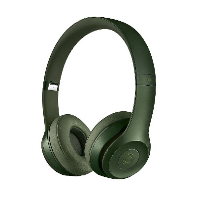 Beats Solo 2 On-Ear Headphone Royal Collection - Hunter Green
