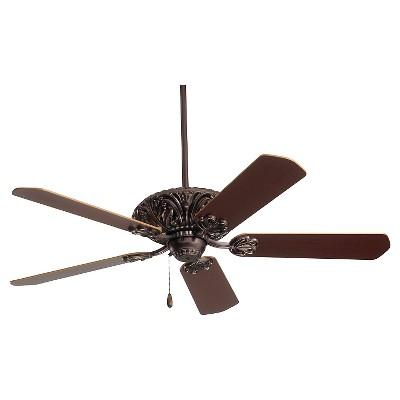 "Emerson Zurich 52"" Ceiling Fan - Bronze"