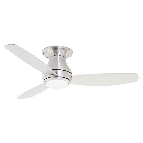 Emerson Lighted Ceiling Fan Steel 12 25 X 12 Tar