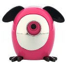 WowWee Snap PetsTM Rabbit - Pink/Black