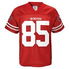 Vernon Davis San Francisco 49ers Toddler/Infant Boys' Jersey 2T