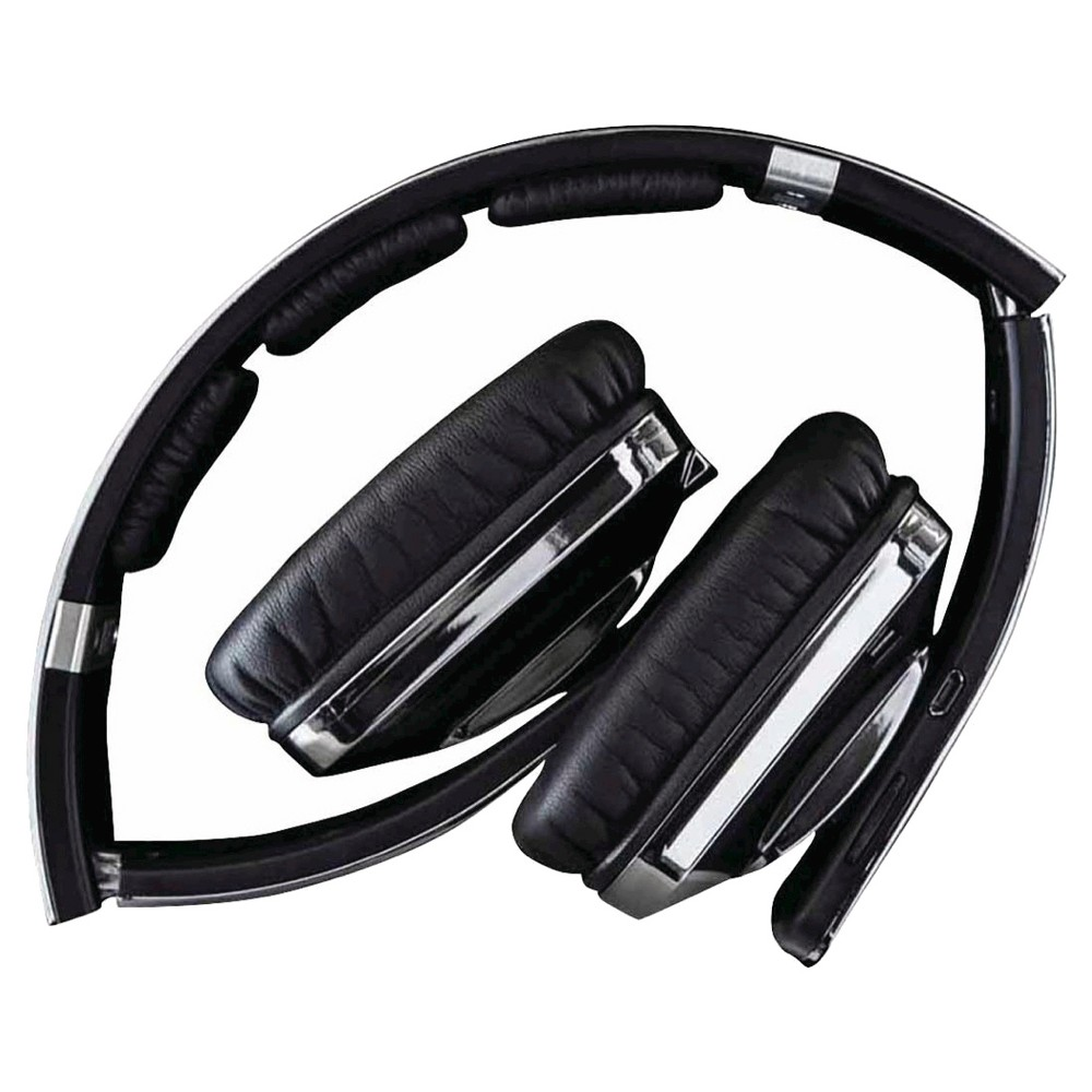 life n soul bluetooth over the ear headphones chrome vv2854. Black Bedroom Furniture Sets. Home Design Ideas
