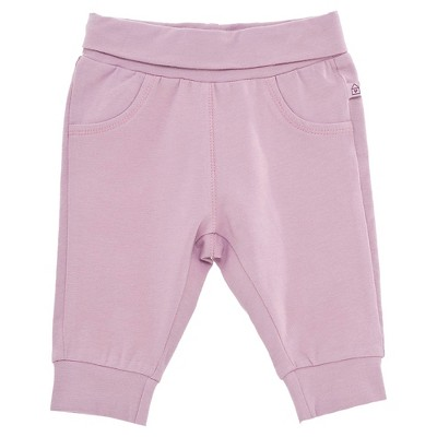 Chicco® Newborn Girls' Solid Pant - Pink NB