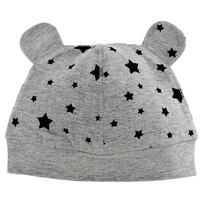Chicco® Newborn Star Hat - Grey