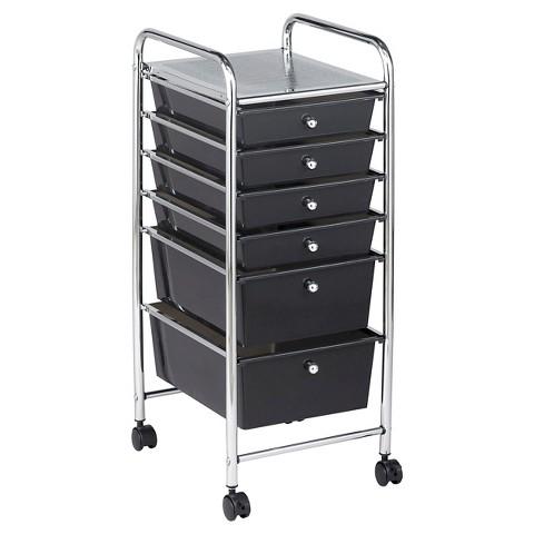 6 Drawer Mobile Organizer Target
