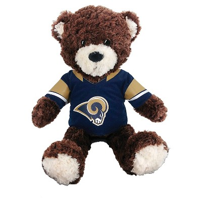 "NFL St. Louis Rams Bear - Multi-Colored (14""x17"")"