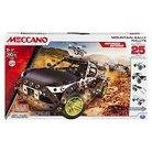 Meccano Mountain Rally, 25 Model Set