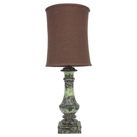 ingrid table lamp 38 5 h green gray brown target. Black Bedroom Furniture Sets. Home Design Ideas
