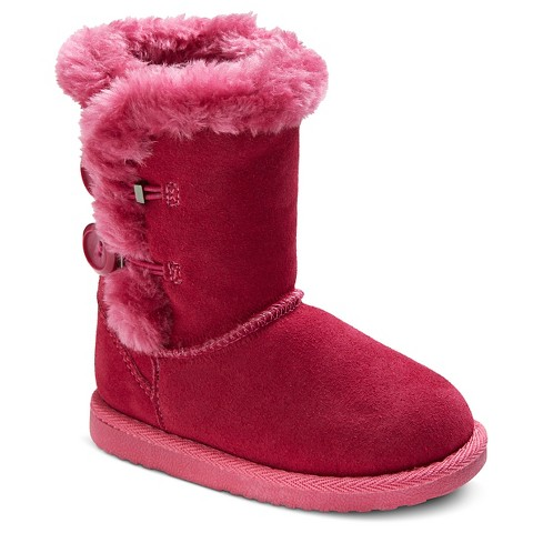 toddler suede boots target