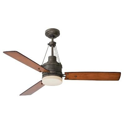 """Emerson Highpointe 54"""" Ceiling Fan - Steel"""