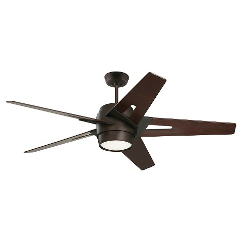 "Emerson Luxe Eco 54"" Ceiling Fan Bronze Tar"