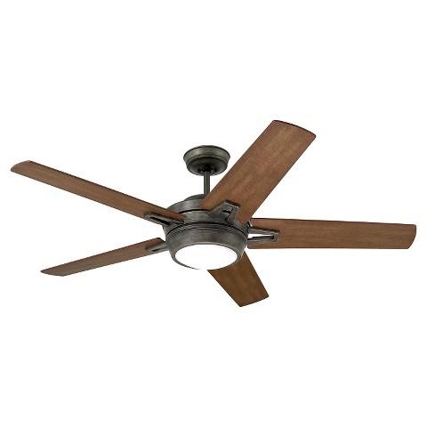 "Aurora Ceiling Fan Steel 10 X 15 X 25 5"" Tar"
