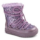 Toddler Girls' Genuine Kids from OshKosh™ Juliet Glitter Cozy Boot