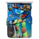 Teenage Mutant Ninja Turtles® Comforter Set - Blue (Full)