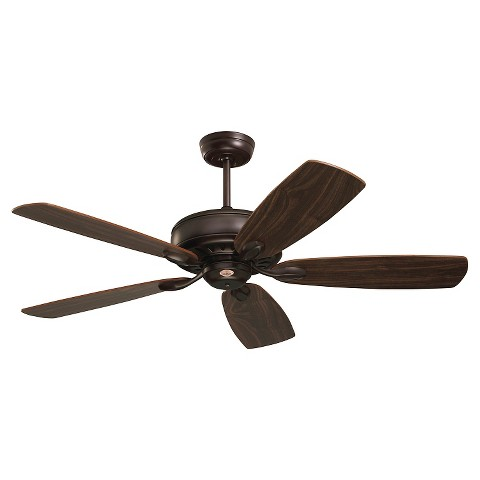 "Emerson Prima 52"" Ceiling Fan Bronze Tar"