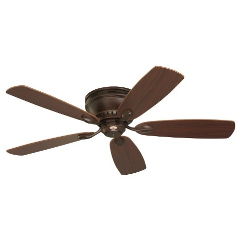 "Emerson Prima Snugger 52"" Ceiling Fan Bronze Tar"