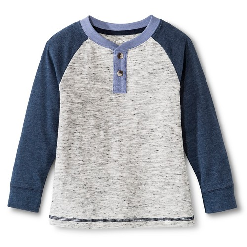 toddler boys 39 henley shirt ebay