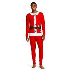 Men's Holiday Santa Pajamas Set