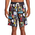 Men's Star Wars Collage Swim Trunks