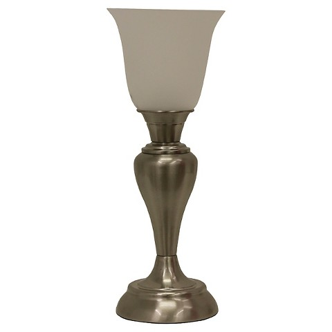 hunt uplight tulip table lamp product details page. Black Bedroom Furniture Sets. Home Design Ideas