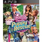 Barbie and Her Sisters : Puppy Rescue (PlayStation 3)