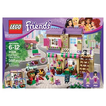 Lego Friends Food Market Target