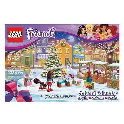LEGO® Friends Advent Calendar 41102
