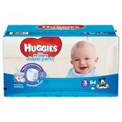 Huggies Little Movers Diaper Pants for Boys Size 3 (84 Count)