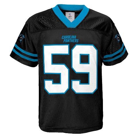 Luke Kuechly Carolina Panthers Boys Player Jersey