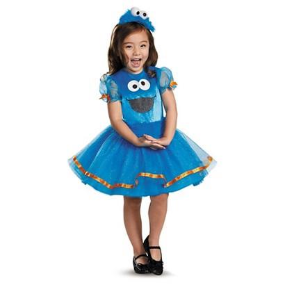 Deluxe Cookie Monster Costume Deluxe Cookie Monster Tutu