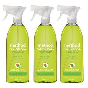 Method cleaning products target for Method bathroom cleaner ingredients
