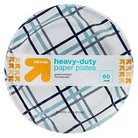 up & up™ heavy-duty paper plates 60 ct