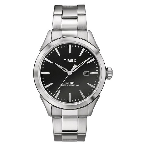 s timex silver target