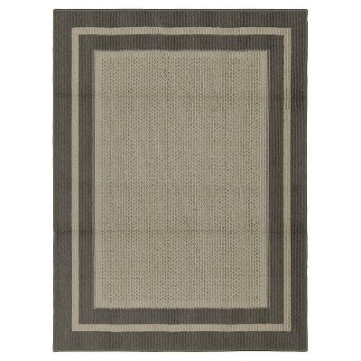 "Mohawk Tufted Sisal Area Rug - Grey (6'6""x10')"