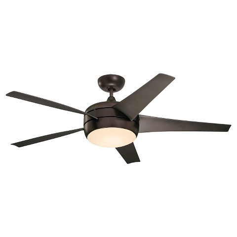 "Emerson Midway Eco 54"" Ceiling Fan Bronze Tar"