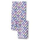 Toddler Girls' Zig Zag Legging Pant Purple - Circo™