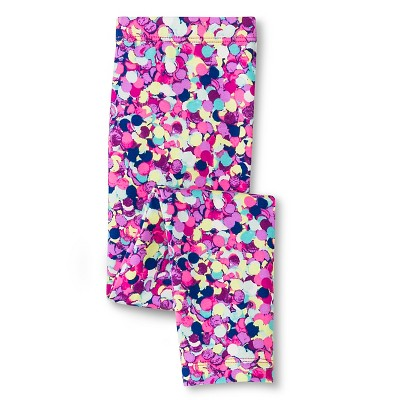 Infant Toddler Girls' Leggings Pink Pattern - Circo™